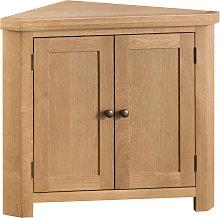 Furniture Mill Corby Corner Cabinet