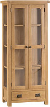 Furniture Mill Corby Display Cabinet