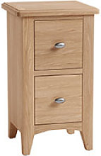 Furniture Mill Gainsborough Small Bedside Cabinet