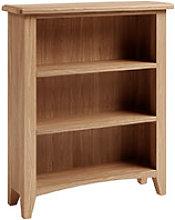 Furniture Mill Gainsborough Small Wide Bookcase