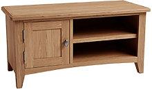 Furniture Mill Gainsborough TV Unit in Oak