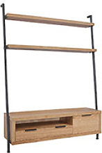 Furniture Mill Irvine TV Bookcase