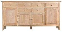 Furniture Mill Newmarket 4 Door Sideboard