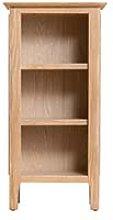 Furniture Mill Newmarket Small Narrow Bookcase