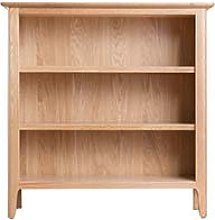 Furniture Mill Newmarket Small Wide Bookcase