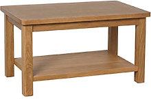 Furniture Mill Radford Oak Small Coffee Table