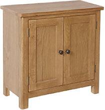 Furniture Mill Radford Oak Small Sideboard