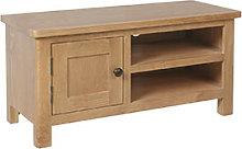 Furniture Mill Radford Oak TV Unit