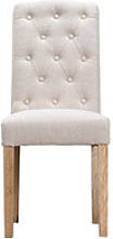 Furniture Mill St.Albans Button Back Upholstered