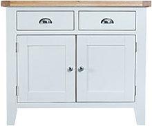 Furniture Mill Tallington 2 Drawer 2 Door Sideboard