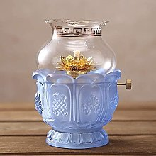 FURNITURE Oil Light Kerosene Lamp Personality