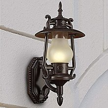 FURNITURE Outdoor Wall Lamp, Sconce Ip55