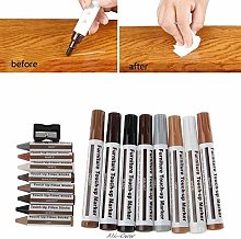 Furniture Touch-up Tool Set Marker and Filler Wood