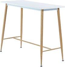 Furniturebox Uk - Anton Wooden Modern Rectangular