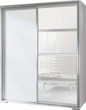 FurnitureByJDM Modern, 2 Sliding Door Wardrobe LEO