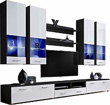 Furnitures for Living Room - Display Units - Blue