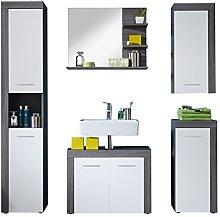 Furnline Bathroom 3-Piece Set Combination With