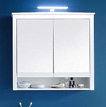 Furnline Bathroom Mirror Cabinet With Plenty of
