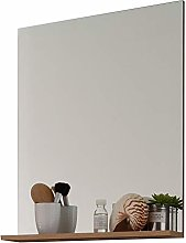 Furnline Bathroom Mirror Wall Cabinet With Storage