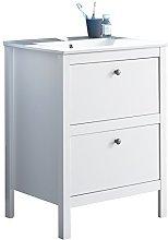Furnline Bathroom Vanity Cabinet With Plenty of