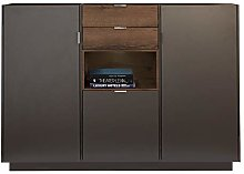 Furnline Living Highboard Cabinet With Storage