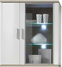 Furnline Living Room Showcase Cabinet With Plenty