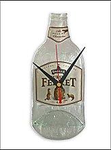 Fursty Ferret Bottle Clock