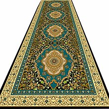 FUSHOU-Hallway Carpet Runner, Any Length Between