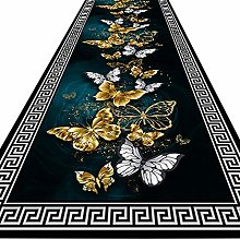FUSHOU-Hallway Carpet Runner, Modern Refined Craft