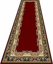 FUSHOU-Rectangle Hallway Carpet Runner, Intensive