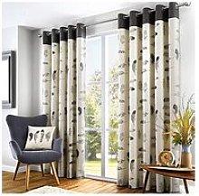 Fusion Idaho Eyelet Curtains
