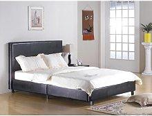 Fusion Upholstered Bed Frame Heartlands Furniture