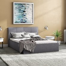 Fusion Upholstered Storage Bed Wrought Studio