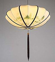Fusmaker Creative Chandelier Fabric Lampshade