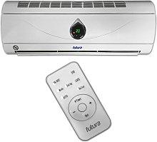 FUTURA 2KW 2000W Deluxe Over Door Heater Fan Air