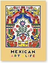 FUXUERUI Mexican Art Life Canvas Wall Art Print