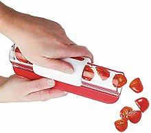 fuxunamz Fruit Slicer, Tomato / Grape / Cherry