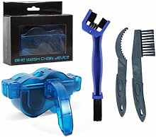 Fuyamp Bike Chain Cleaner Kit Wash Tool Portable
