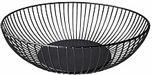 Fuyamp Metal Fruit Bowl,Fruit Baskets for
