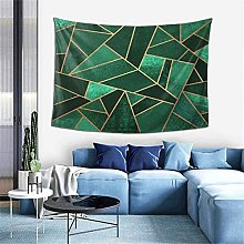 FUYANGOK Emerald And Copper Tapestry 60 * 40inch