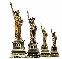FUYIO Realistic Bronze American USA New York the