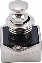 FWQW Push Button Latch Lock Door Catch Knobs for