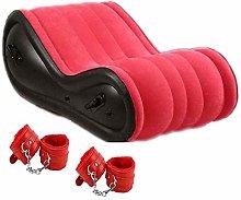 FWYM Magic Inflatable Sofa With 4 HándcÛffs