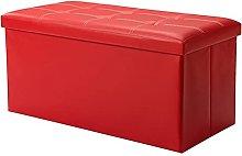 FWZJ Storage Stool - Rectangular Folding Bed End