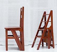 FXLYMR Step Stool Ladder Footstool Multifunctional