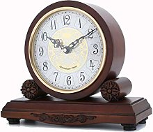 FYHH-JZHY European Style Fireplace Clock, Silent