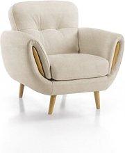 Fynn Armchair Corrigan Studio Upholstery Colour: