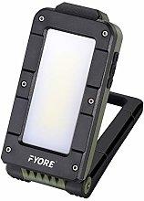 Fyore USB Rechargeable Work Light,COB LED