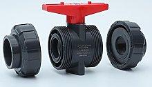 FYYONG 1pc Inner Dia20mm 25mm 32mm 40mm 50mm PVC