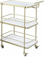 FYZS Service Carts Multifunctional Shelf Trolley